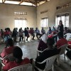 Youth camp experience for life skills in Uganda
