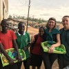 Youth entrepreneurship through soap-making and marketing